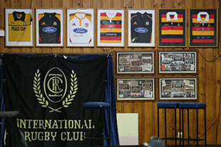 IRC at the Fraser Tech clubrooms